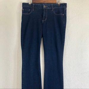 a.n.a Bootcut Dark Wash Jeans